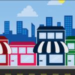 Campaña para ayudar al comercio local